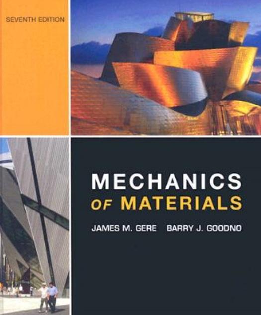 Gere Mecanica de Materiales ingles