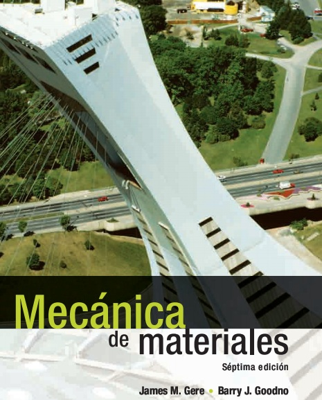 Gere Mecanica de Materiales